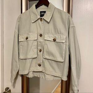 Zara Pocket Overshirt